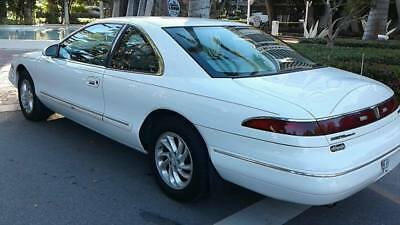 1996 Lincoln Mark Series coupe NO RESERVE LOW MLG 280 HP MUSTANG COBRA 4.6 32V. ENG FLORIDA CAR MARK 8 VIII SVT