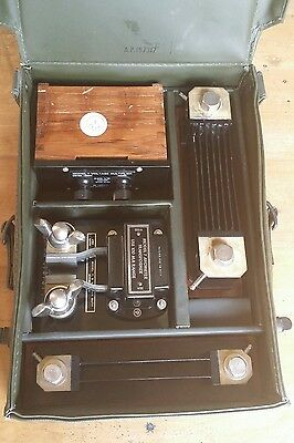 Military Avometer Accessories Set - Cased