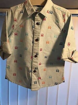 Ted Baker Shirt Boys Age 18-24 Months BNWOT