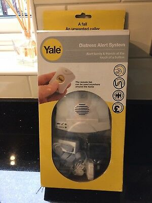 Yale Distress Alert System - New never used