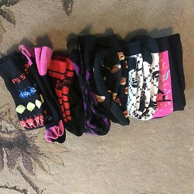 Men's new and preowned Pac Sun And DSW Lot Socks