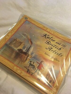 Katie and the Artists Collection,The Bathers,The British Artists, 10 Books Set