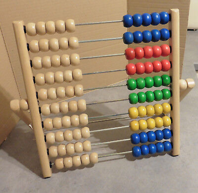 IKEA. Wooden Abacus.