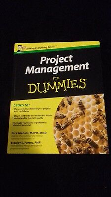 Slightly new project management for dummies