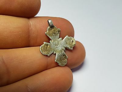 Late Roman Silver Cross