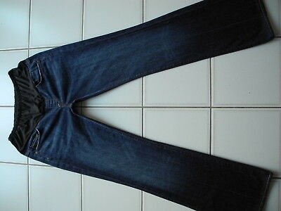 Citizens Of Humanity 015-001 KELLY Boot Cut Maternity Jeans in PACIFIC 30 31 EUC