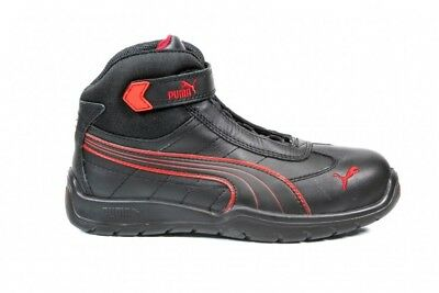 Puma Daytona Mid Safety Boots with Composite Toe Cap