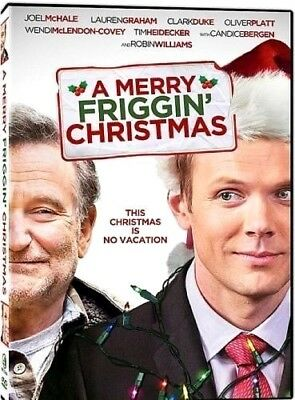 A Merry Friggin Christmas  (DVD, 2014, Widescreen)  Brand New