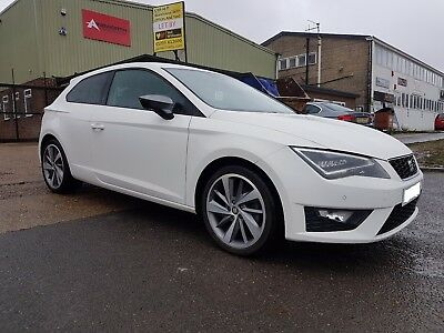 2015 Seat Leon FR 1.4 Eco Tsi Sport Tech Pack
