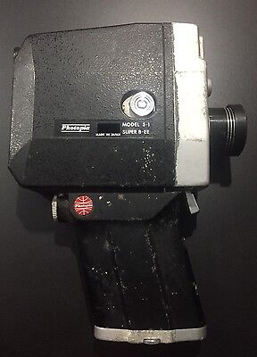 Vintage Photopia Super 8-EE Camera Model S-1 - Collectable