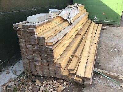 5x2 Timber Joists 4.2 Meters Long