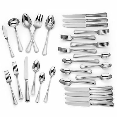 Reed & Barton Danville 53 Piece Flatware Set Service for 8 Stainless 18/10 NEW