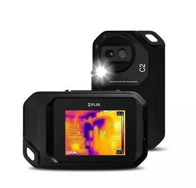 FLIR C2 Compact Thermal Imaging System Brand New In Box