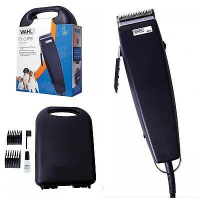 WAHL REX 1230 ANIMAL CLIPPER - Model: WM6230-0473 Professional Pet Grooming