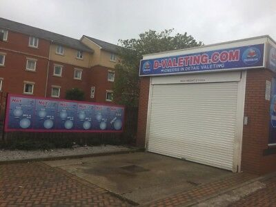 Hand Car Wash and Valeting Business For Sale In Leeds