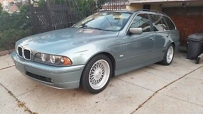 2001 BMW 5-Series Base Wagon 4-Door 2001 BMW 525iT Touring Sport ***Lots of Maintenance Done*** !!!!!NO RESERVE!!!!!
