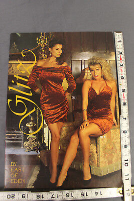 GLITZ by East of Eden vintage catalog