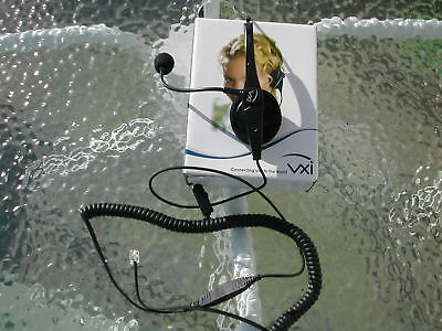 New Grason Stadler 16 Operator headset Exact Replacement  Compare!