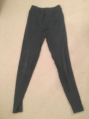 Maternity Leggings Size 10 Two Pairs