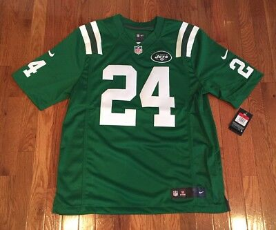 Discount DARRELLE REVIS NEW York JETS Nike COLOR RUSH stitched Jersey Adult  hot sale