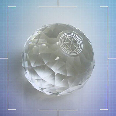 Official The Crystal Maze Live Experience Game Crystal with Pouch