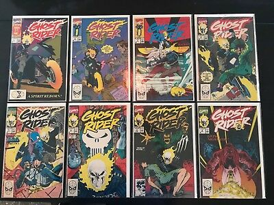 Ghost Rider Lot 1-60 Vol 2 Most Grade 9 or higher