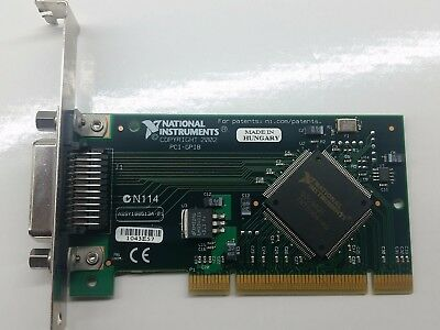 National Instruments - High-Performance GPIB Interface for PCI