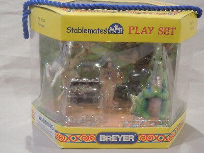 Breyer Stablemates Fantasy Play Set #5911 NIB