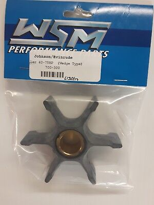 Evinrude/Johnson Water Pump Impeller hp