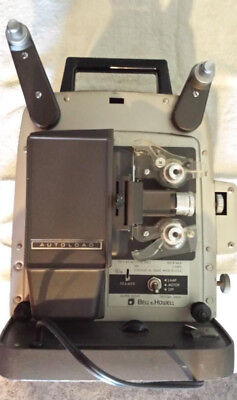 BELL & HOWELL 346A AutoLoad Super 8 Movie Projector
