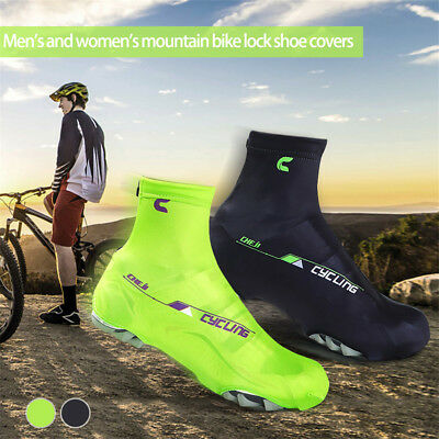 Unisex Bike Cycling Shoe Covers Warm Cover Rain Waterproof Protector Overshoes