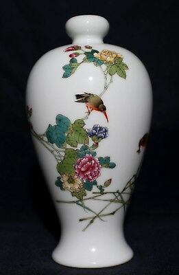 Excellent Rare Chinese Antique Pottery Porcelain Bottle Vase Collectible FA203