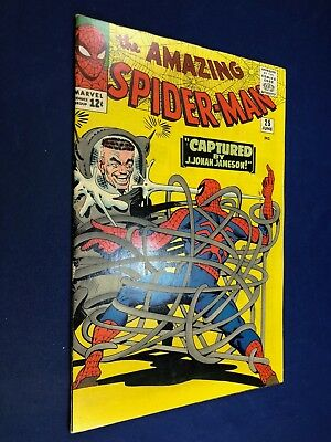 Amazing Spider-Man #25 (1965 Marvel Comics) 1st cameo appearance Mary Jane