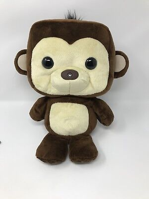 Fisher-Price Smart Toy Monkey Interactive