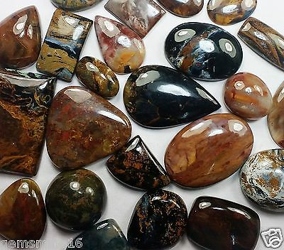 100 CT Pietersite Natural Wholesale Lot A++ Best Quality Gemstone OA4