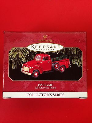 Hallmark 1997 All American Trucks 1935 Gmc # 3 In Series