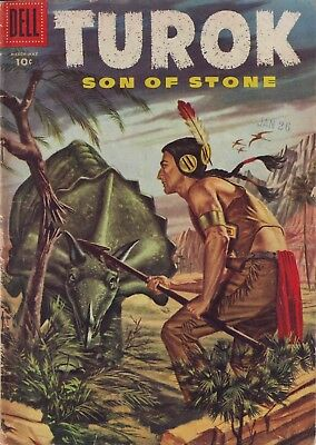 Us Comcs Turok Son Of Stone Classic Silver & Bronze Age Collection On Dvd