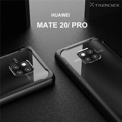 For Huawei Mate 20 10 P20 Pro Case TRENDEX Shockproof Hybrid Armor Bumper Cover