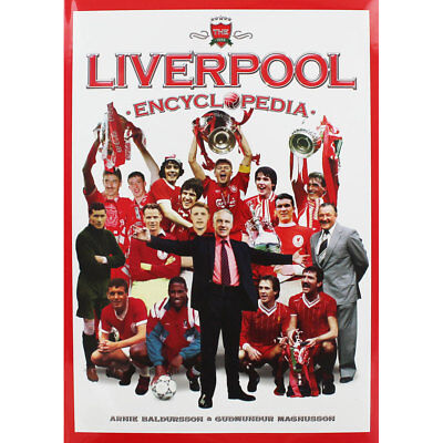 The Liverpool Encyclopedia (Hardback), Non Fiction Books, Brand New