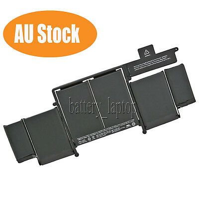 """Replacement Battery A1493 for Macbook Pro 13"""" Retina A1502 Late 2013 Mid 2014"""