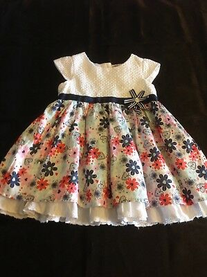 Baby girl summer dress size 1 by baby baby