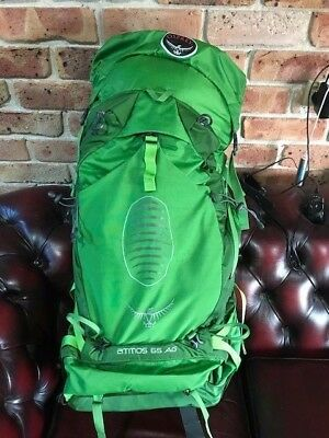 OSPREY ATMOS 65 AG - Absinthe Green Large Size