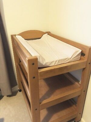 RRP$400 : Boori Country 3 Tier Change Table Baby Toddler
