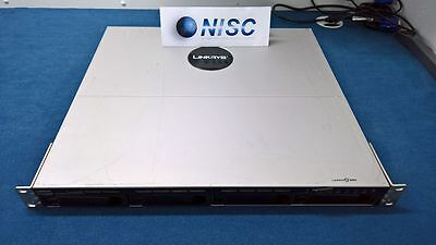 Nas Linksys NSS40000 - 4 Locations Hdd - 2x 1Gbps