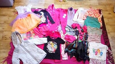 Girls bundle clothes age 4-5, 22 items