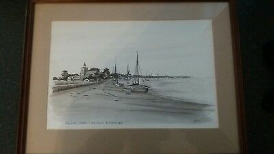 Drawing painting art Maldon Essex picture