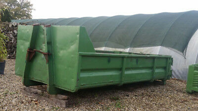 Absetzcontainer/ Abrollcontainer/ Container/ Bau/ Recycling/ Agrar/ Forst/ LKW