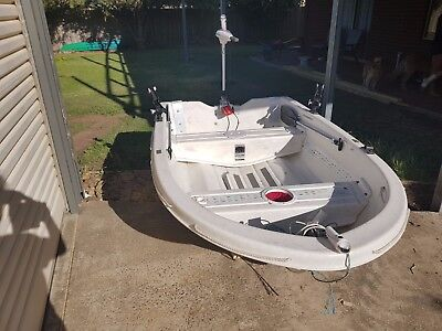 boat fun with electric motor...tender or roof top