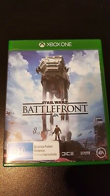 Star Wars Battlefront (Microsoft Xbox One)