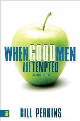 When Good Men are Tempted,PB,Bill Perkins - NEW